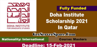Doha Institute Scholarships 2021 For Maters Degrees In Qatar [Fully Funded]