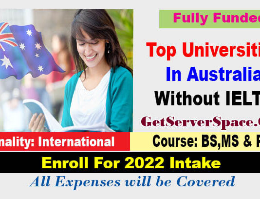 Top Universities In Australia Without IELTS for International Students